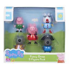 Peppa Pig ~ Costume da collezione figure 5 Confezione