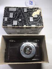 Vintage Candid Cinex Camera Rollax 50 MM - Original Box
