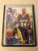 2020 Kobe Bryant LA Lakers 12/25 Art ACEO Ltd Ed Signed Sketch Card By Q