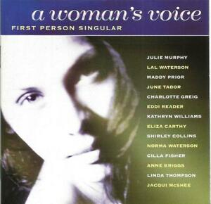 A Woman's Voice: First Person Singular (CD 2001)