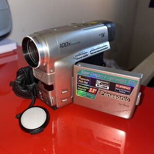Panasonic NV-DS33 Mini Dv Digital Video Camera Camcorder Vintage - CAMERA ONLY