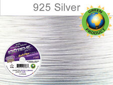 Soft Flex Extreme Bead Wire, Sterling Silver, 0.014 Inch, 50 Feet | BDC-781.03