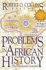 Problems in African History: The Precolonial Centuries (V. 1) (Paperback or Soft