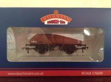 Bachmann 38-325. 13T High Sided Open Wagon. BR Bauxite (Early).  BNIB. 00 Gauge.