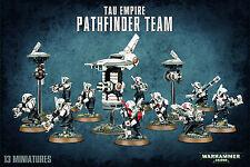 Tau Empire Pathfinder Team Warhammer 40k NEW