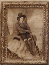 1896 Antico Stampa (Queen Elizabeth I) Sir Philip Sidney
