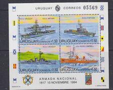 Uruguay 1994 Armada Nacional m/s ** mnh (A1319)
