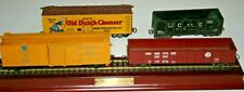 HO SCALE MANTUA? FREIGHT CAR LOT IN GOOD CONDITION.