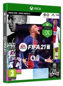 FIFA 21 (Microsoft Xbox One, 2020) NUOVO