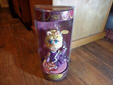 RITTENHOUSE--THE MUPPET SHOW 25 YEARS--MISS PIGGY BOBBLEHEAD DOLL (NEW)