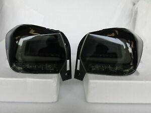 LED Black Tail Lamps  FOR 2012 13 14 15 16 2017 Subaru  Impreza 5D Crosstrek XV