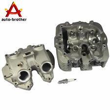 Cylinder Head W/ Spark Plug 12200-HN1-A70 For Honda Sportrax TRX400EX 1999-2008