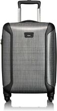 """Tumi 28120TG Tegra Lite Charcoal 22"""" Continental Carry-on Spinner Luggage DEMO"""
