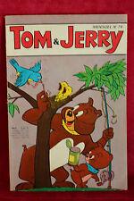 Tom et Jerry mensuel n° 74