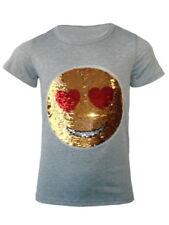 T-shirts, débardeurs et chemises gris avec des motifs Graphique manches courtes pour garçon de 2 à 16 ans