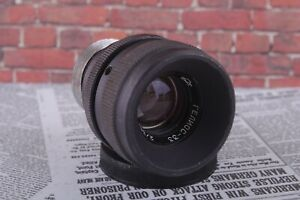 Helios-33 (2/35mm) Soviet KMZ Lens M28mm thread mount