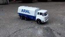 Matchbox Lesney models Bedford TK ARAL Petrol Tanker Code 3