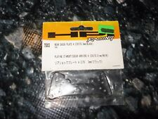 NEW RC HPI R40 REAR ALUM SHOCK PLATE 75003