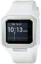 Nixon Men's A316100 Supertide 45mm White Watch A316-100-00