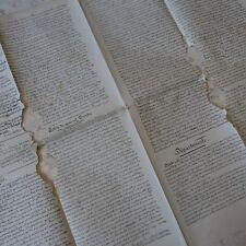 GUERRE FRANCO-PRUSSIENNE CORRESPONDANCE HAVAS JOURNAL OFFICIEL 16.10.1870