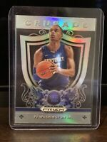 PJ Washington Jr. RC 2019-20 Panini Silver Prizm Draft Picks Crusade Rookie Card