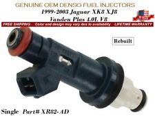 1 piece Fuel Injector OEM DENSO for 1999-03 Jaguar Vanden Plas 4.0L V8 #XR82-AD