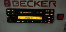 Becker Autoradio EXQUISIT BE 1490 Special w 140 124 R 129 CD 1690 S SL Mercedes