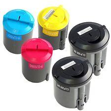 KIT 5x Toner per Samsung CLP 300 CLP 300N CLX 2160 N K NK 3160N 3160FN ML D3050B