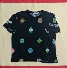 Kenzo x H&M Aztec Tribal Employee Only Exclusive Special Edition T-Shirt XXL