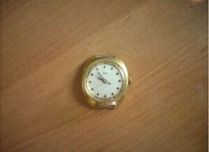 Vintage watch Luch AU 10 Russian wristwatch USSR