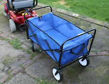 Mobility Scooter Cargo Rear Towing Cart Trailer XXL Tow Transport Attachment GRE