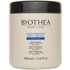Slimming Mud 1000ml Byothea ® Fango Snellente Caffeina e Argilla verde