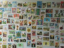 More details for 700 different benin stamp collection