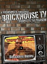 Brickhouse Brown TV Season 1 DVD, Wrestling WCCW USWA