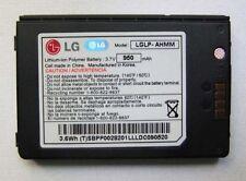 Batterie D'ORIGINE LG LP-AHMM VX9200 enV3 3.7V 950mAh