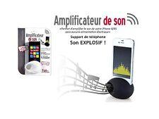 Amplificateur de son pour IPhone 4/4S - HT0893