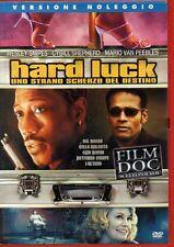 HARD LUCK - UNO STRANO SCHERZO DEL DESTINO - DVD (USATO EX RENTAL)