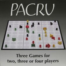 New PACRU abstract strategy board game!