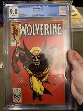 Wolverine 17 Cgc 9.8