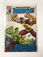 Thunderbolts 1 Prelude Marvel Comics