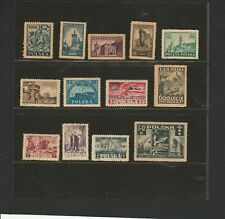 Lot  Poland 1 NH/MH//w/g