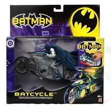 Mattel - The Batman - Batcycle Vehicle with Action Figure