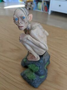 Lord Of The Rings Smeagol Gollum figure WETA Collectibles From Limited Dvd