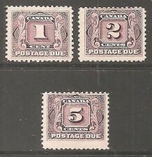 Mint Hinged Postage North American Stamps