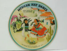 Record Guild Of America (picture - cardboard disc) 78 Mexican Hat Dance   VG++