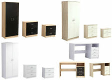 Dressing Table Modern Bedroom Furniture Sets with 3 Pieces