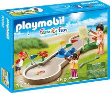 C70092 Mini golf 70092 Playmobil