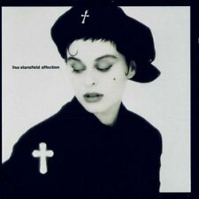 CD album Lisa STANSFIELD AFFECTION (this is the Right Time) 1989 BMG Arista