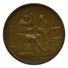 Medaille Jeton Monnaie Royale de Belgique 1935 Royal mint of Belgium 31 mm