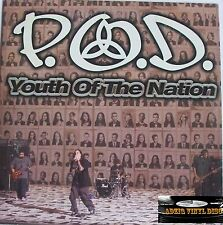 ♫ CD SINGLE P.O.D. YOUTH OF THE NATION ♫